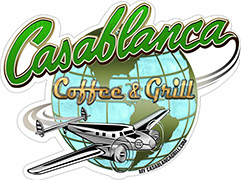 Casablance Coffee & Grill | Grants Pass Healthy Drive Thru